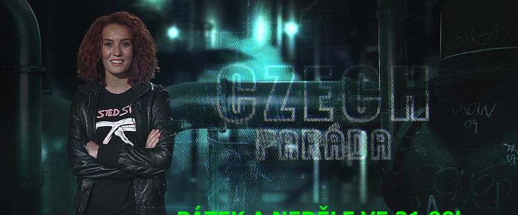 Hlasujte pro náš videoklip v Czech Parádě na TV Rebel