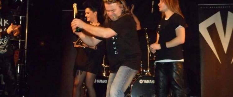 Křest CD Proměna v ČB dne 21.3.2015