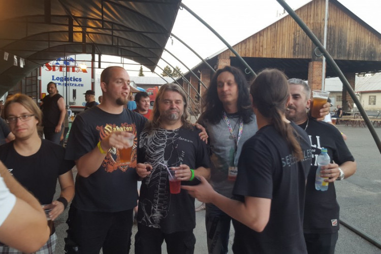 Chechča Rock Fest Horní Tošanovice