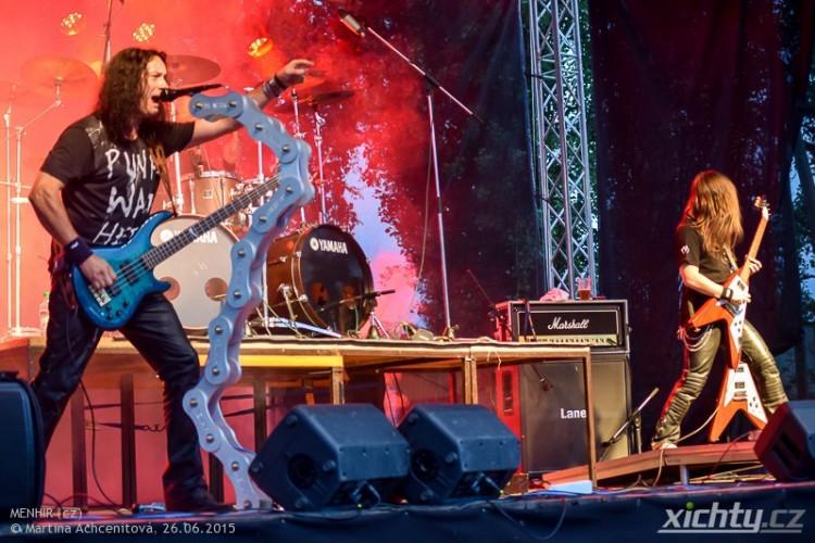 Metal Fest Open Air 2 Stařeč
