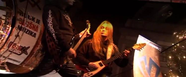 Menhir - České Budějovice Live 22.12.2012 - Cesta