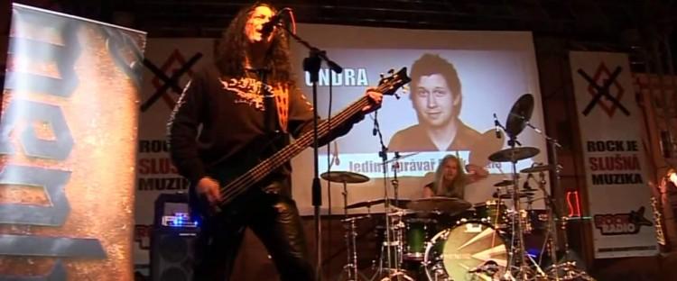 Menhir - České Budějovice Live 22.12.2012 - Temné síly
